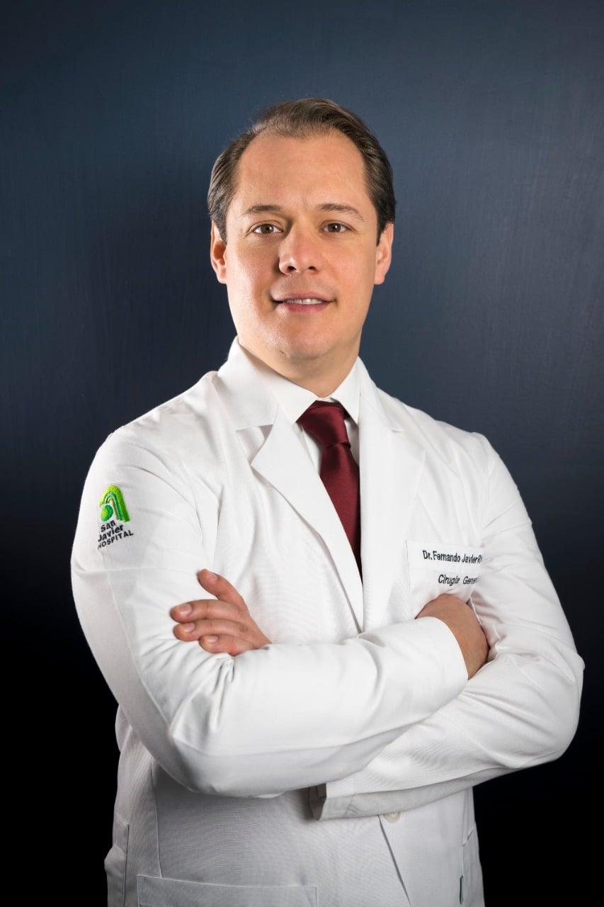 Dr. Fernando J Rivera, Cirujano Digestivo